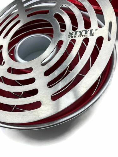 Edelstahl Gitterrost passend für OMNIA®-Backofen Backblech Grillgitterrost