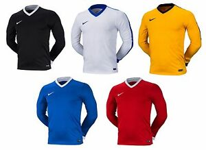 8ee621b2952 Nike Striker IV L/S Jersey 725885 Long Sleeve T-Shirts Soccer ...