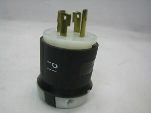 Hubbell-HBL2721-30A-3A-250VAC-Twist-Lock-Connector-See-Notes