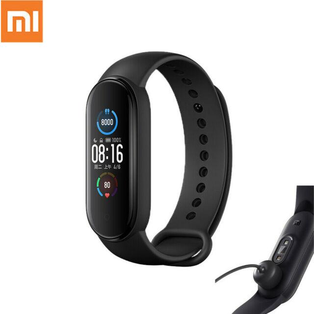 "Xiaomi Mi Band 5 Armband 1,1"" Screen Fitness Tracker Intelligent Global Version"
