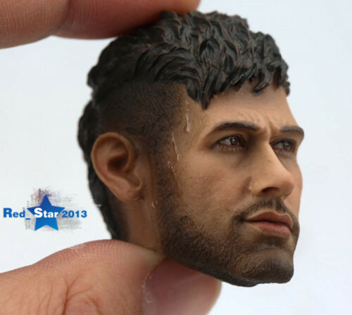 1//6 Scale Neymar da Silva Santos Júnior Head Sculpt Football Player F 12/'/' Body