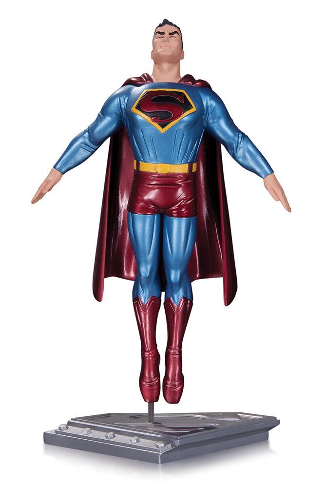 Superman Man Of Steel By Darwyn Cooke Statue DC DIRECT