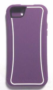 Griffin-Survivor-Slim-Series-Case-Cover-For-Apple-iPhone-5C-Purple-White