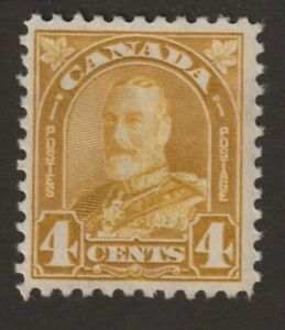 CANADA-1930-168-King-George-V-034-Arch-Leaf-034-Issue-F-MH