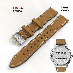 Timex-Pulsera-Reemplazo-t2n636-Weekender-Sport-18mm-Correa-de-repuesto