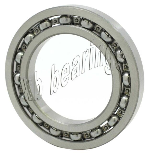 16003 Open 17x35x8 17mm//35mm//8mm Deep Groove Radial Ball Bearings
