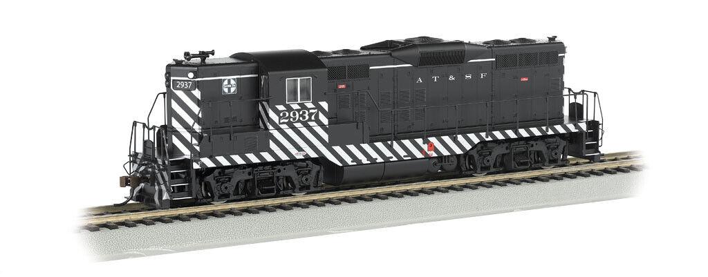 HOGauge  Bachuomon  Santa Fe GP9 Diesel Locomotive DCC