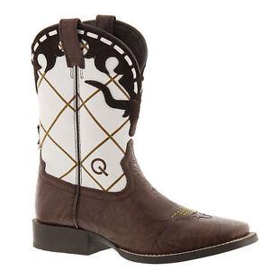 1921fb23098 Ariat Western BOOTS Boys Kids Dakota Dogger 12 Child Brown 10014117