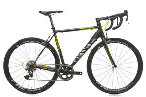 2011-Canyon-Ultimate-CF-SLX-Team-Issue-Road-Bike-56cm-LARGE-Carbon-SRAM-Force-1