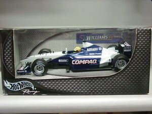 HOTWHEELS-WILLIAMS-F1-ANNO-2000-SCALA-1-24