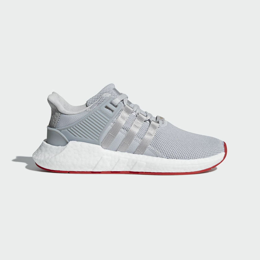 check out ee9f5 96f95 Adidas Originals Homme EQT Support 9317 Chaussures Casual Sneakers  Sneakers Sneakers Gris Boost CQ2393 fdc6d4