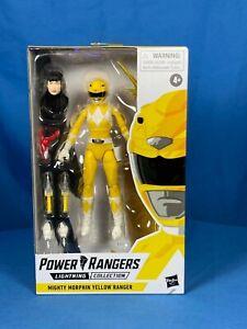 Power Rangers Lightning Collection - Mighty Morphin Yellow Ranger - Hasbro