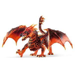 Schleich-Lava-Dragon-eldrador-Kreaturen-FANTASY-FIGUR-NEU-auf-Lager