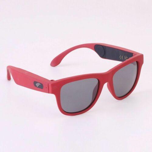 Smart Glasses Bluetooth Polarized Sunglasses Bone Conduction Headset Smarttouch