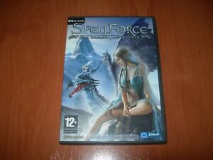 SPELLFORCE-THE-BREATH-OF-WINTER-PC-EDICIoN-ESPANOLA-MUY-BUEN-ESTADO