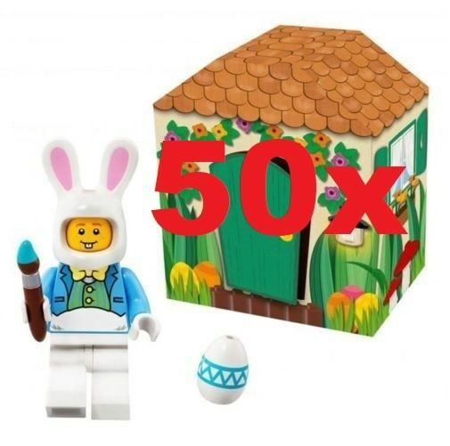 LEGO® 50x Iconic Easter 5005249 - NEW / FACTORY SEALED - YEAR 2018