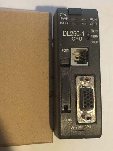 testé et de travail Automation Direct KOYO PLC DL250-1 CPU Module