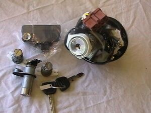 original-Honda-Accord-Wagon-Zylindersatz-Schluessel