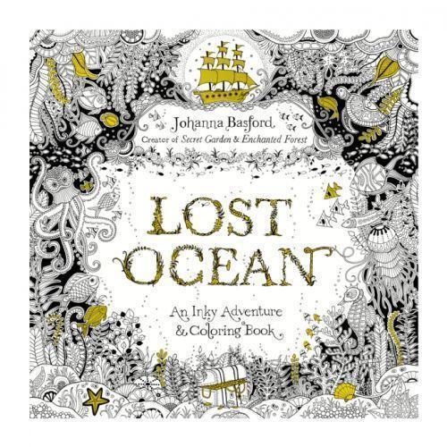 Lost Ocean von Johanna Basford (2015, Taschenbuch) günstig kaufen | eBay