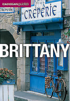 Brittany (Cadogan Guides), Barbour, Philippe, Very Good Book