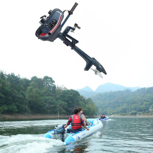 Heavy Duty Outboard Motor CDI system Fishing  Boat Engine New 2 Stroke 3.5HP