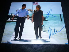 KYLE CHANDLER  & BEN MENDELSOHN signed Autogramm 20x25 cm In Person BLOODLINE