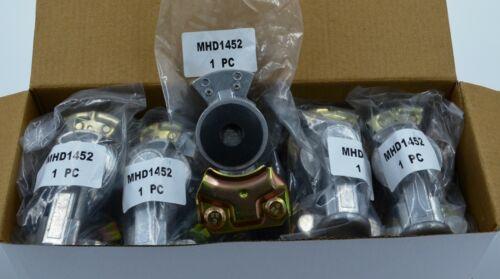 COMMERCIAL TRUCK UNIVERSAL ALUMINUM GLAD HANDS 10 PCS MHD1450