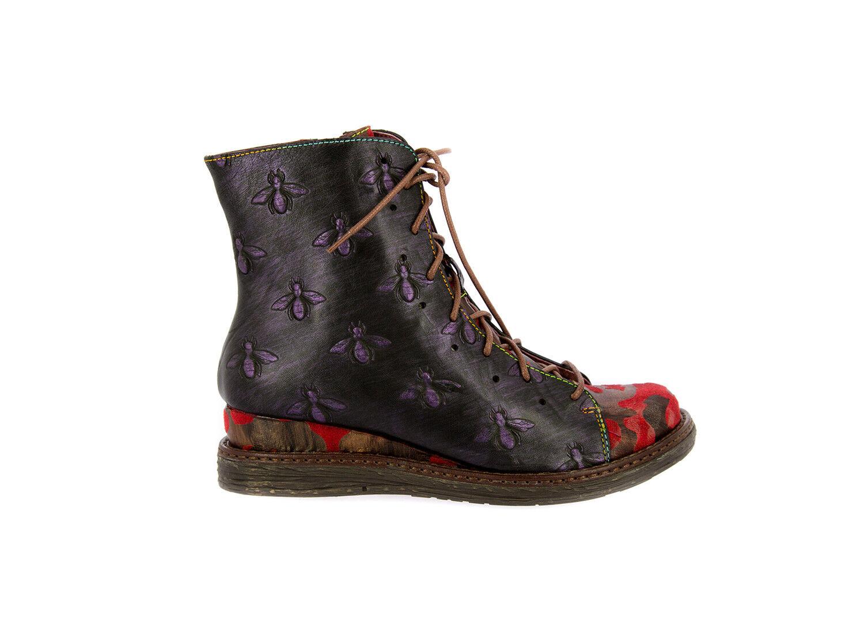 Laura Vita SL26513-2 Ernault 02 Schuhe Schuhe Schuhe Damen Stiefeletten Ankle Stiefel    Nicht so teuer    Treten Sie ein in die Welt der Spielzeuge und finden Sie eine Quelle des Glücks  675031