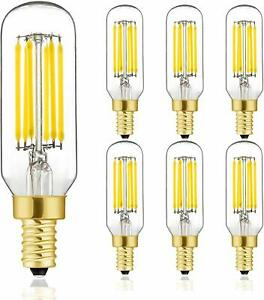 12X E12 LED Candelabra Base Bulb 40W Equivalent Dimmable 4W 4000K Daylight White