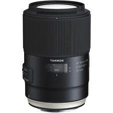 Tamron SP 90mm f/2.8 Di VC USD Macro 1:1 Lens for Canon EOS Digital SLR Cameras