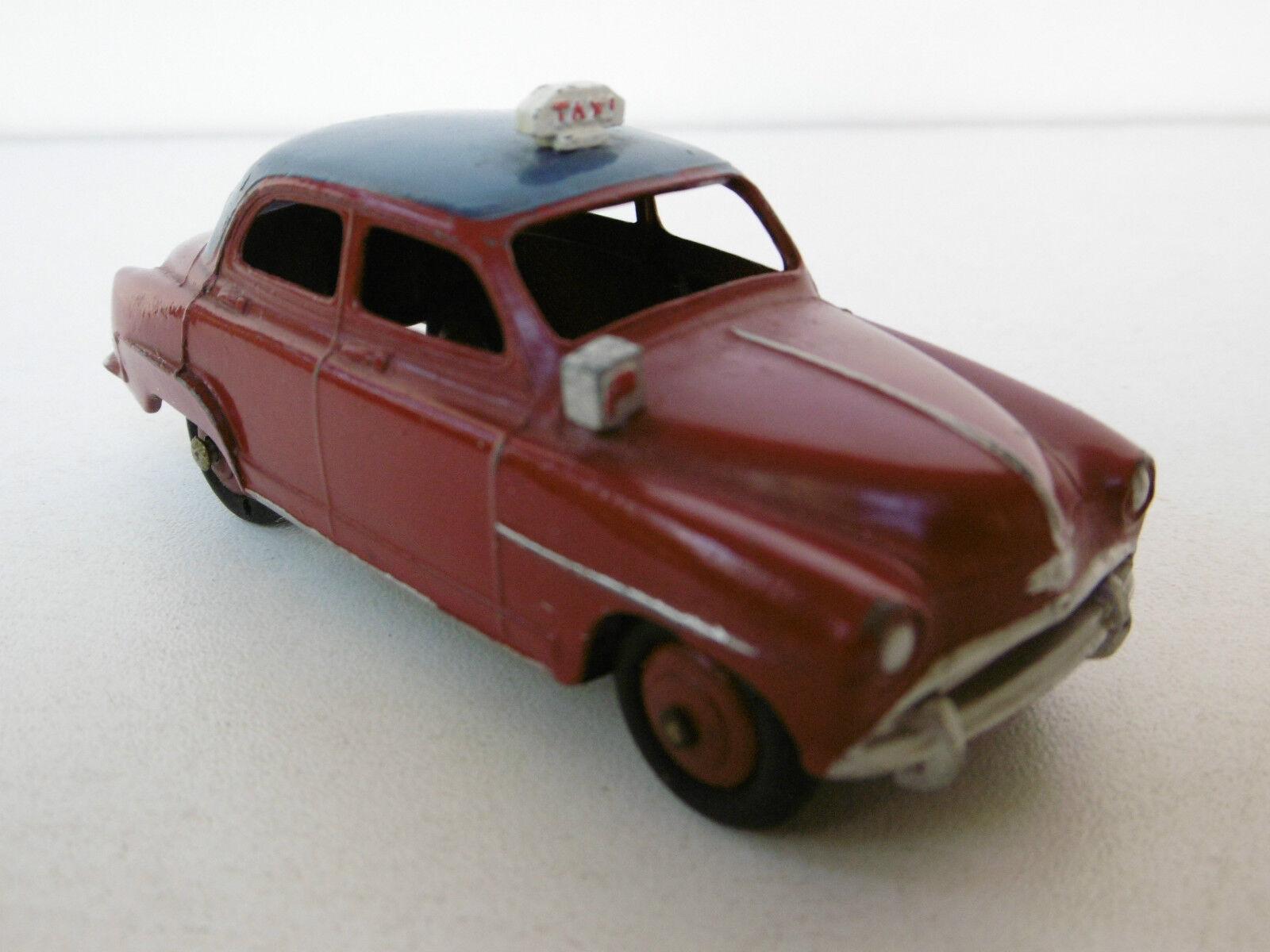 DINKY TOYS  FRANCE   SIMCA 9 ARONDE TAXI   REF 24 UT  1956  BON  ÉTAT   N°2  livraison gratuite et rapide disponible