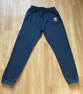 Bas de Jogging Adidas Taille L Bleu Neuf Pantalon de Jogging Survêtement Adidas