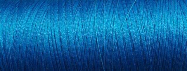 "Thread T-70 Bonded Nylon 16 OZ King Cone ""Teal Blue""  A&E Made in the USA"