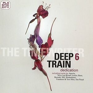 The-Timewriter-Deep-Train-6-CD-MIXED-TECH-HOUSE-PLASTIC-CITY