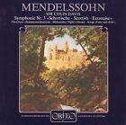Ouverture Sommernachtstraum/Sinf.Schottische von Colin Davis,Sobr (1984)