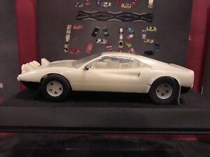 Scalextric-Ferrari-308-GTB-Opaque-Prototype-Pre-Production-Sample-Unique-Rare-EC