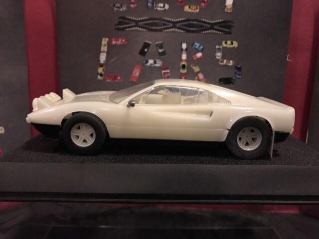 Scalextric Ferrari 308 GTB Opaque Prototype Pre-Production Sample Unique Rare EC