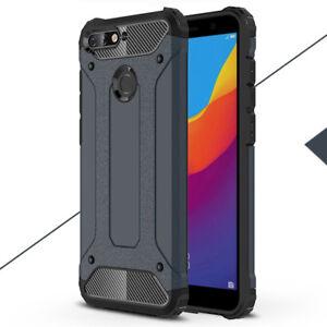 For-Huawei-Y6-Y7-Y5-Prime-Y9-2018-Case-Shockproof-Hybrid-Armor-Protective-Cover