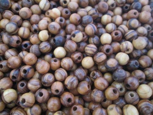 Bethlehem Olive Wood Round Beads ~Various Sizes~Premium Quality// Polished.rosary