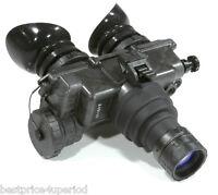 Us Night Vision (usnv) Usnv Pvs-7 Gen 3 Auto Gated Military Spec Goggle (000528)