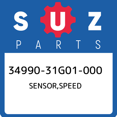 Suzuki 2005-2011 Kingquad 750 Axi 4X4 Sensor Comp Spe 34990-31G01 New Oem
