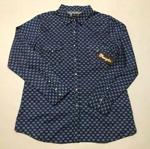 Wrangler-Damen-Ribbon-L-S-Shirt