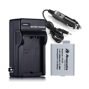For Canon Eos 450d 500d 1000d Camera Battery Lp-e5 Charger Consumer Electronics