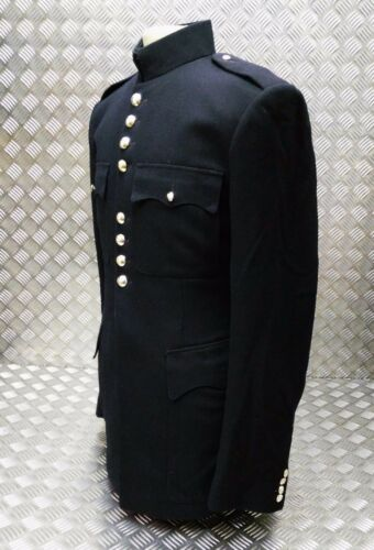 Irish Irish Ceremonial Genuine Tutte le misure Dress Guards No1 Blues Army Jacket dpttq