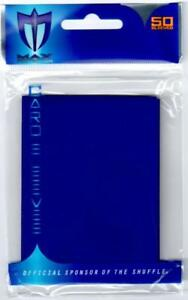 Max-Protection-YUGIOH-Card-Sleeves-Flat-BLUE-50-Count-Yu-Gi-Oh