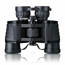 Binoculars BAK4 Prism Pictek 8X35mm sighting Telescope With Neck Strap And Bag F