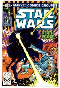 Star-Wars-45-Marvel-Comics-1981-VF-NM-9-0