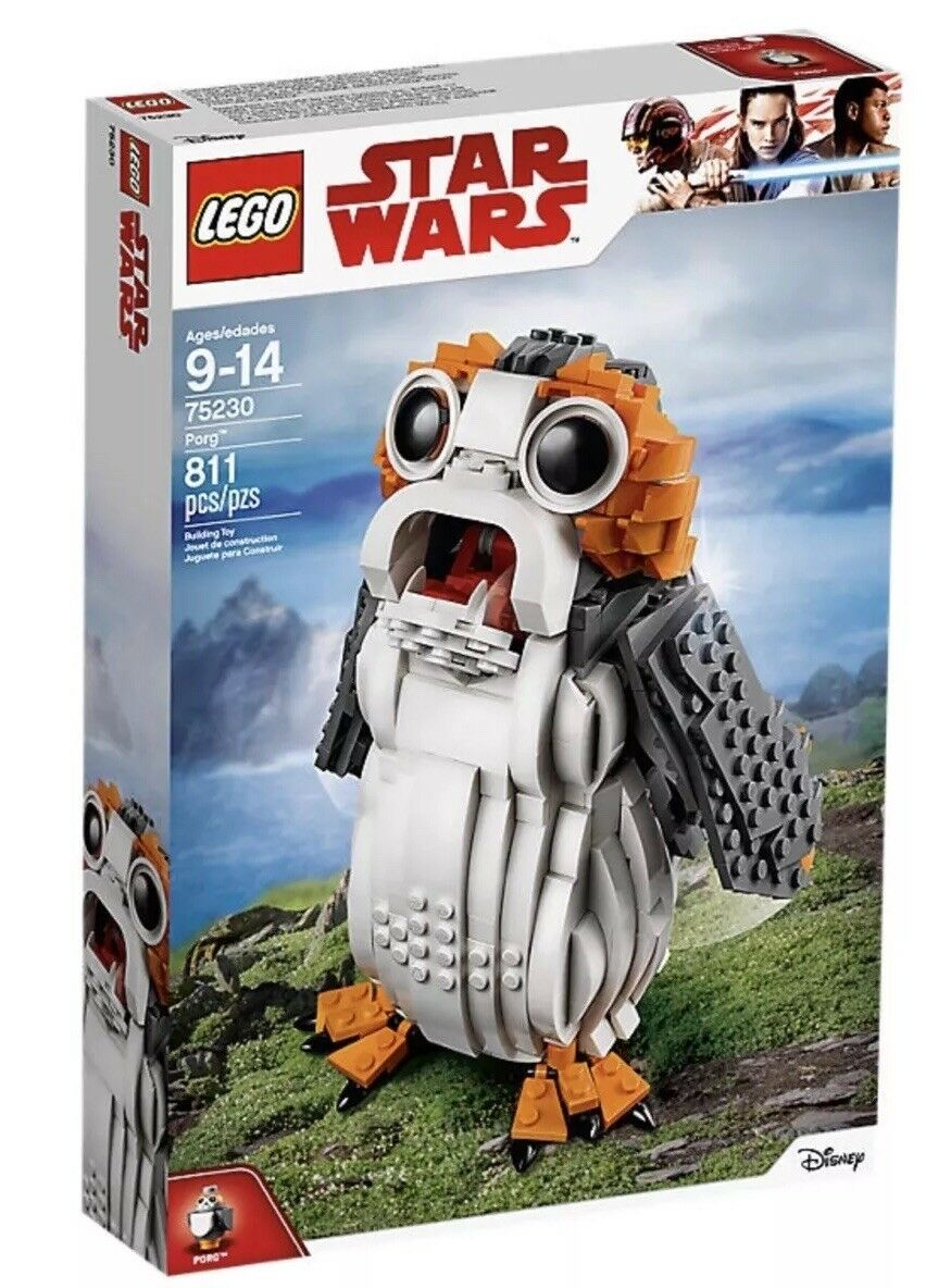 LEGO Star Wars - Porg - 75230 - Nuovo, Sealed -  811 Pcs