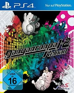 Danganronpa 1+2 - Reload      PS4        Playstation 4     !!!!! NEU+OVP !!!!!