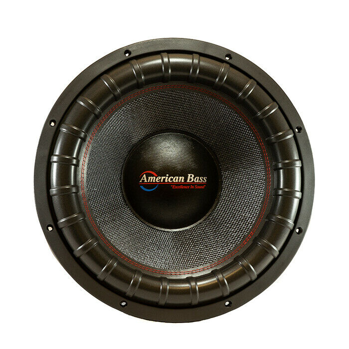 American Bass Speakers GodFather-1822 18  Subwoofer NEW  AUTHORIZED DISTRIBUTOR